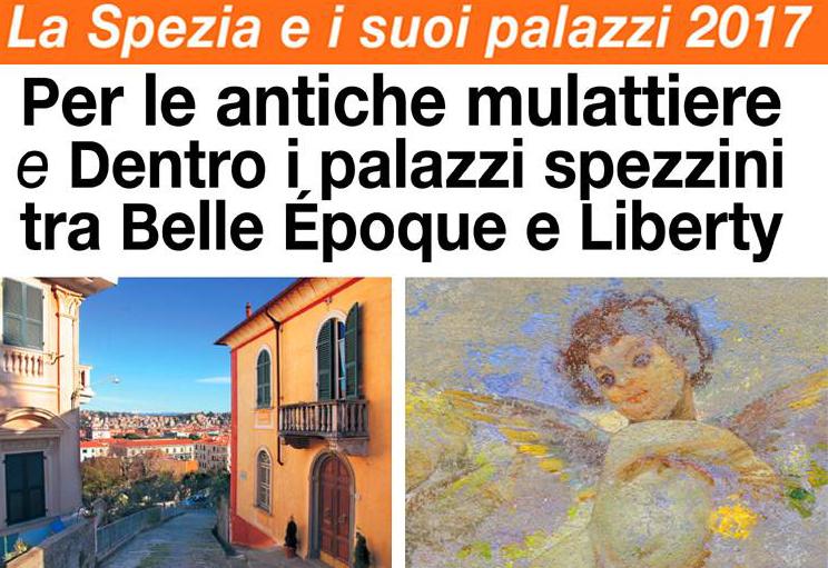 Per le antiche mulattiere della Spezia