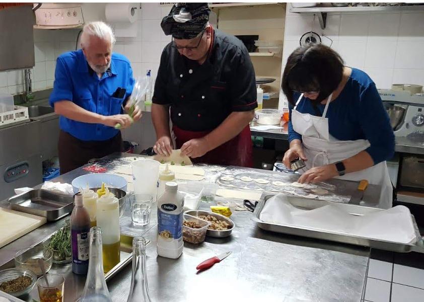Corso di cucina ligure