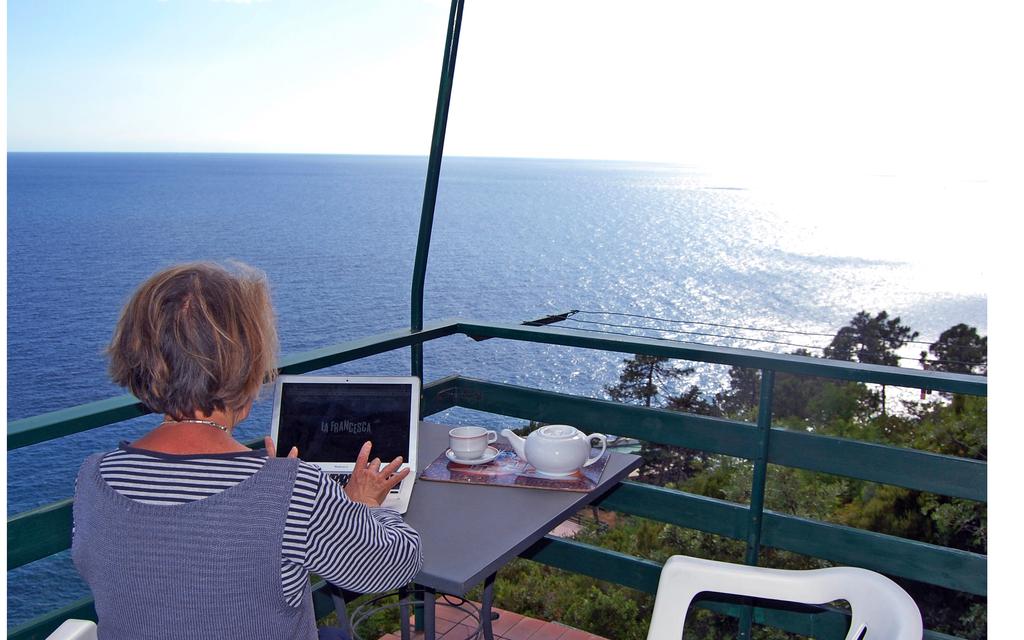 Cambiate aria! Vacanze di primavera in smart working alle Cinque Terre